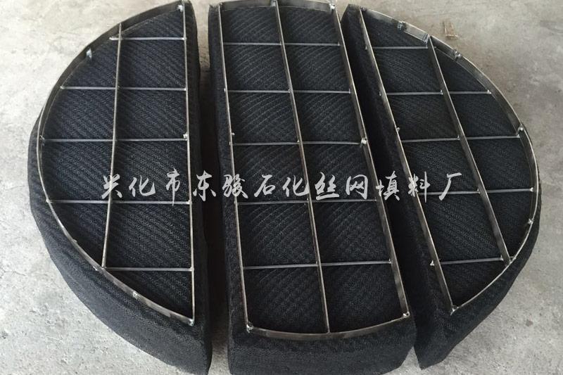 丝网除沫器处理有机废水的问题